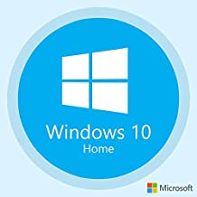 Microsoft Windows 10 Home 32/64 Bit DVD and Serial Activation