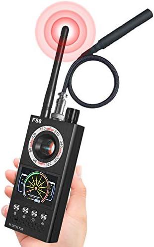 Anti Spy Detector Hidden Camera Finder Wireless Bug Detector RF Signer Detector for GPS Tracking product image