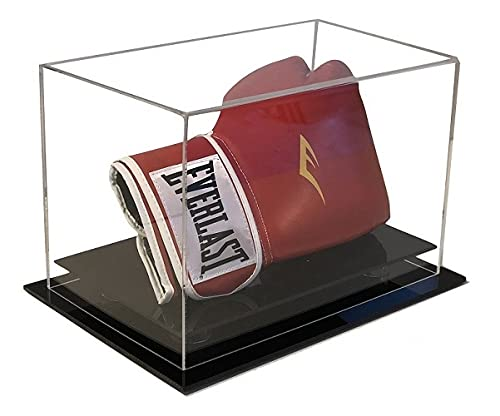 GameDay Display Acrylic Desk or Table top Boxing Glove Display Case