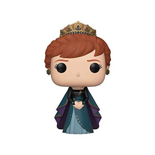 Funko- Pop Disney: Frozen 2-Anna (Epilogue) Figura Coleccionable, Multicolor (46583)