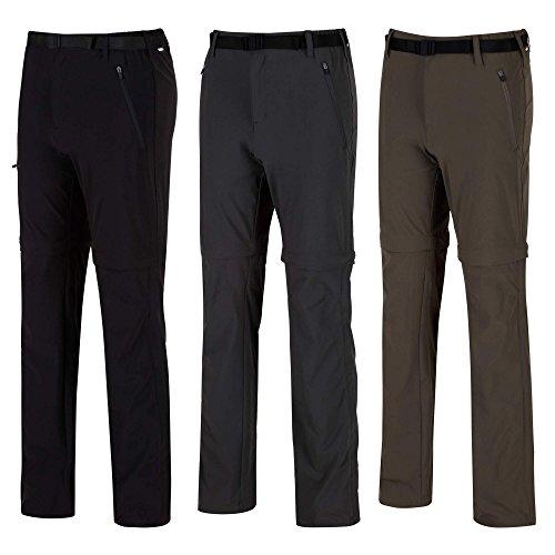 Regatta Xert Stretch Zip-Off Trousers II - Roasted