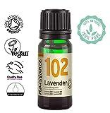 Naissance Lavendelöl 10ml BIO zertifiziert 100% naturreines ätherisches Öl