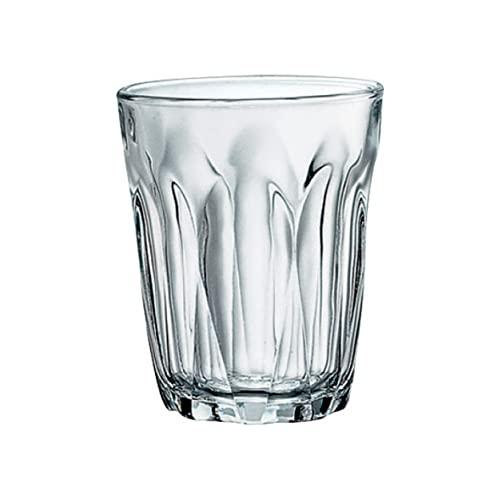 DURALEX Provence - Confezione da 6 Bicchieri Trasparenti da Amaro, capacità: 13 ml
