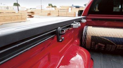 Genuine Toyota Parts - Bed Rail Kit Mb (PT278-34072)