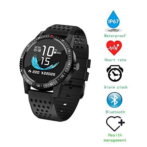 Kafuty Intelligentes Armband Wasserdichter HD-Farbbildschirm 240mAh Weiblicher Physiologischer Zyklus Erinnerung Fitness Uhr Aktivitätsmonitor für Herzfrequenz/Schlafen