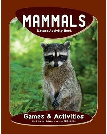 [( Mammals Nature Activity Book )] [by: James Kavanagh] [Sep-2011]