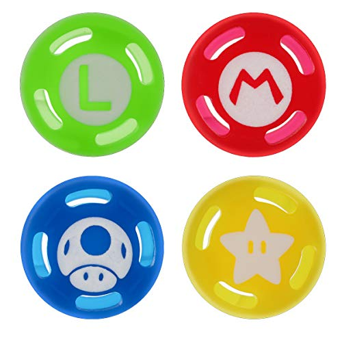 TDTOK Joystick Nintendo silicone Multicolored