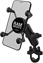 RAM X-Grip Phone Mount with Handlebar U-Bolt Base
