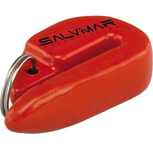 SALVIMAR Pedagno da Cintura, Unisex Adulto, Rojo, 600 gr