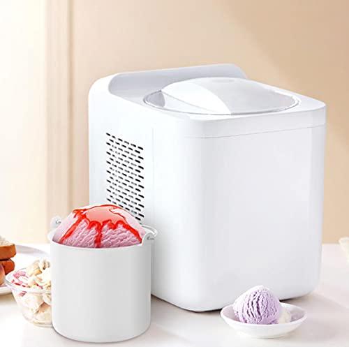1L hogar completo automático suave máquina de helado hogar fruta yogur inteligente postre DIY fabricante máquina 220 V