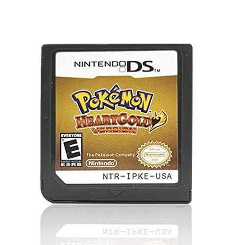 BakingMon Pokemon Platinum Version Spielkarte für DS 2 / 3DS NDSI NDS NDSL Lite Mehrfarbig