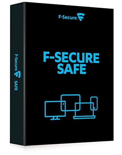F-SECURE FCFXBR1N005E1 - F-Secure Digital Key SAFE Multi-Platform Internet Security (1 Jaar 5 Apparaat) (Alle Platforms)