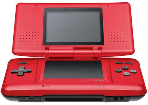 Console Nintendo DS Première Génération Rouge