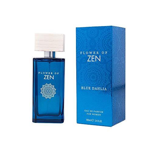 Flower of Zen Blue Dahlia, Eau de Parfum, natürliches Spray, 100ml