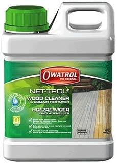 Owatrol Net Trol Holzreiniger Aufheller 0,25 Liter