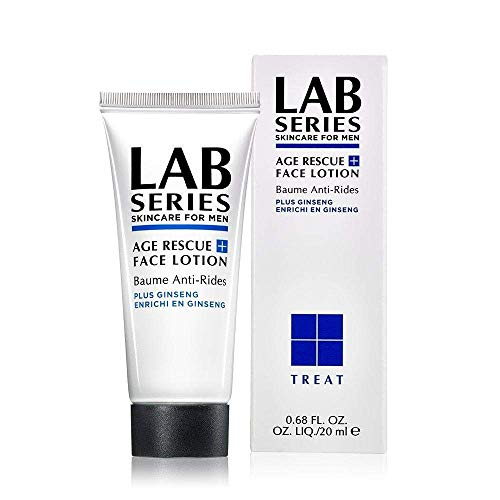 Lab Series Age Rescue Face Lotion 0.67oz , clear