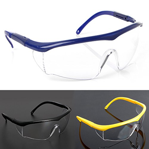 jiamins-Gafas de Trabajo Laboratorio Laboratorio Gafas Ojo Protección Glasse Gafas