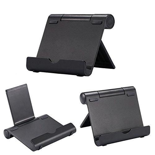 Di alta qualità–multi-angolo supporto portatile per tablet, e-Reader e smartphone–corpo in alluminio leggero e resistente–compatibilità universale–AAA Products