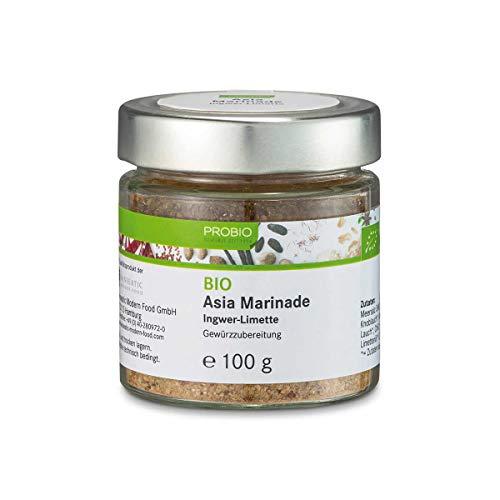 PROBIO BIO Asia Marinade Ingwer-Limette, 100g
