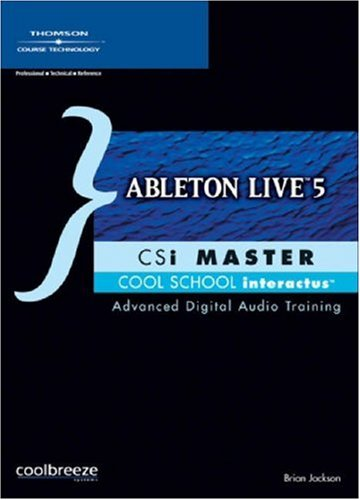 Ableton Live X CSi Master