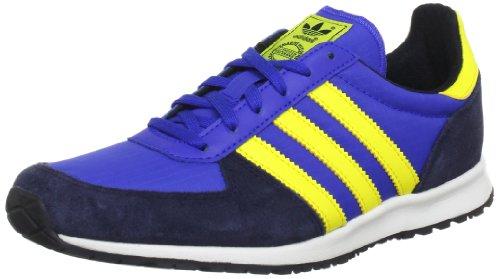 adidas Originals ADISTAR RACER Q20715, Herren Sneaker, Blau (TRUE BLUE / VIVID YELLOW S13 / LEGEND INK S10), EU 46 2/3 (UK 11.5) (US 12)