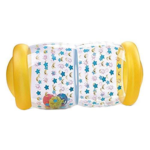 Einsgut PVC Baby Krabbeln Roller Kissen Unterstützt Krabbeln Roller Puzzle Fitness Klettern Spielzeug Neugeborenen Baby Fitness Spielzeug Krabbeln Roller Kissen