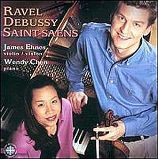 Violin Sonatas (Ehnes, Chen)