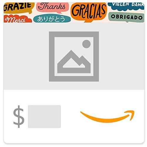Amazon eGift Card - Your Upload - Global Thanks