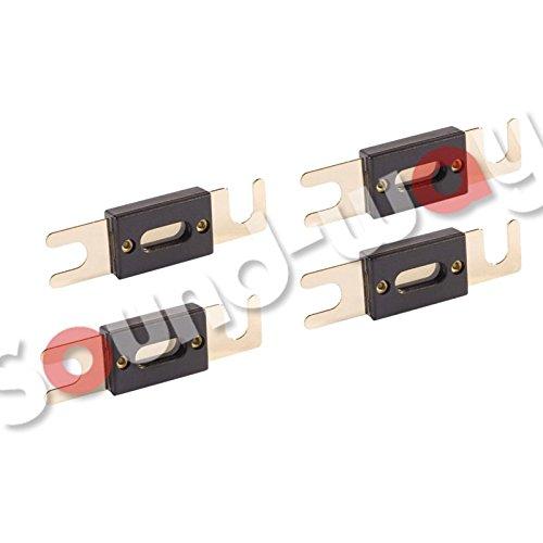 Sound-way 4 ANL-zekeringen voor Sono auto versterker stroomvoorziening versterker 150 ampp