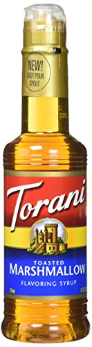 Torani Toasted Marshmallow Syrup 12.7 Fl Oz (Pack of 1)