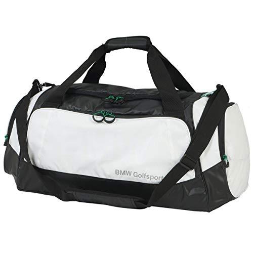 Unbekannt BMW Golfsport Sporttasche - Gym - Fitness Tasche - schwarz/weiß - Unisex 80222285764