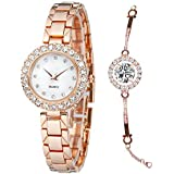WWOOR Women's Watch Analog Quartz Watches with...