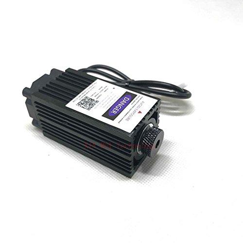 Nadalan 450nm Blue Purple Laser Engraving Machine Parts for DIY 3D printer & Industrial