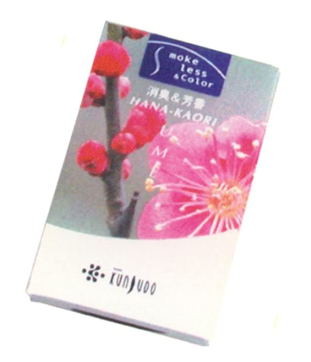消化器入場地味な花かおり ミニ 梅