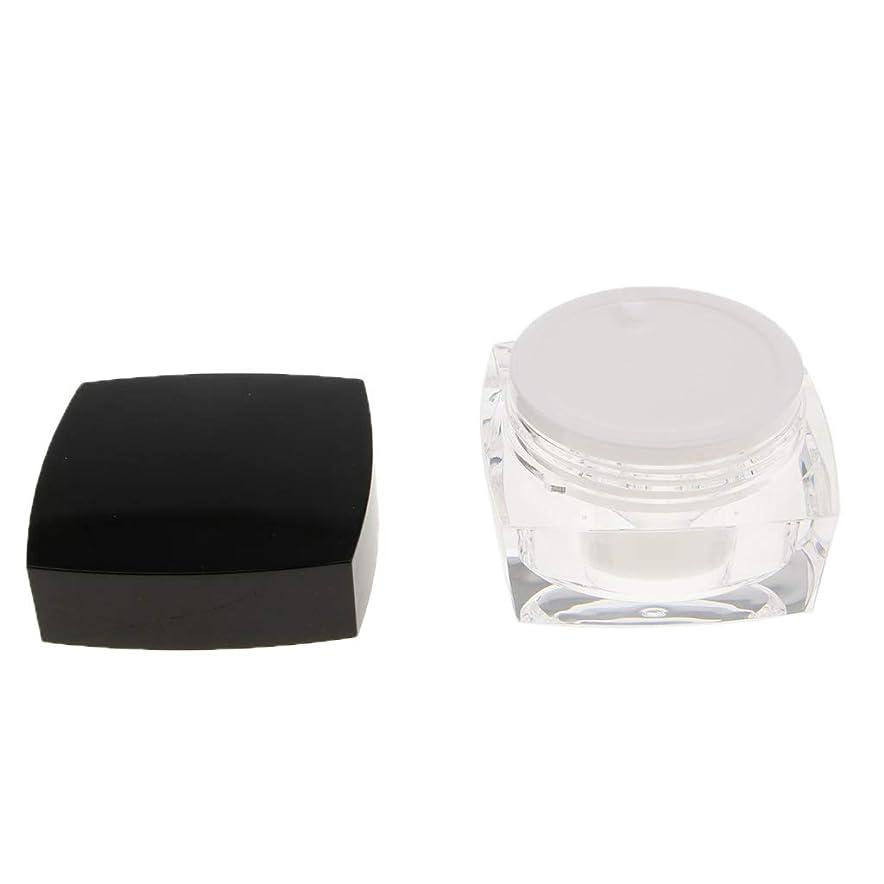 フレットパラメータ今日B Baosity 化粧品容器 クリームジャー 旅行小物 コスメ 詰替え 2サイズ選べ - 50g