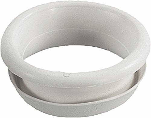 Gummi-WC-Abgangs-Verbinder WC mit innenliegendem Abgang auf Guss-Rohr NW100- hell