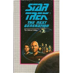 Star Trek The Next Generation - The Collector's Edition - Eye of the Beholder / Genesis