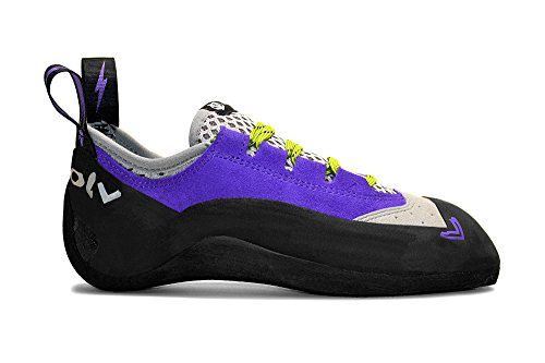 Evolv Nikita Climbing Shoe - Women's Violet/Grey 6