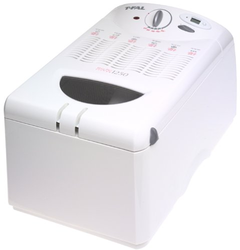 T-fal 3378100 Maxi Pro 2-3/4-Pound Capacity Deep Fryer