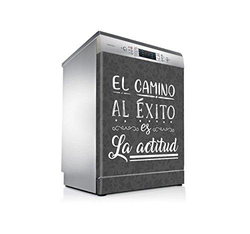 setecientosgramos Vinilo Lavavajillas | Stickers Dishwasher | Pegatina Lavavajillas | Camino al éxito
