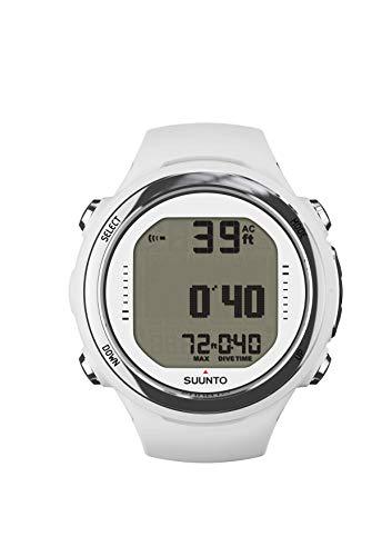 Suunto Unisex-Adult D4I Sportuhr, White, One size
