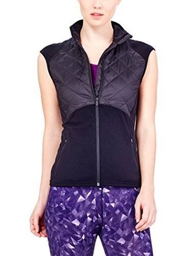 Icebreaker Merino Women's Ellipse Vest, Black, Small