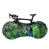 Funda Bicicleta,Cubierta de bicicleta, cubierta interior de bicicleta de almacenamiento exterior anti lluvia de polvo cubierta de bicicleta para bicicleta de montaña, bicicleta de carretera,Style 2