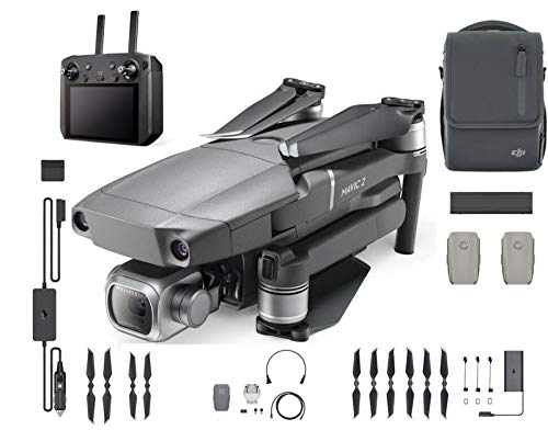 DJI Mavic 2 Pro with Smart Controller and Fly More Kit Bundle