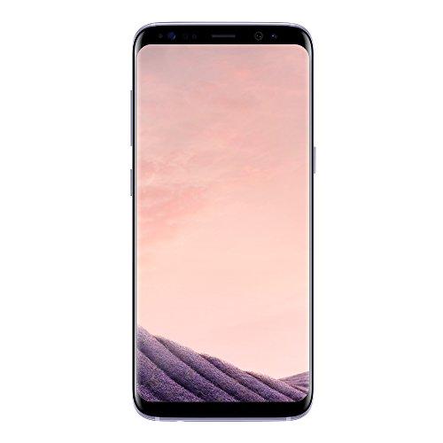 Samsung Galaxy S8 Smartphone, Orchid Gray, 64GB espandibili [Versione Italiana]