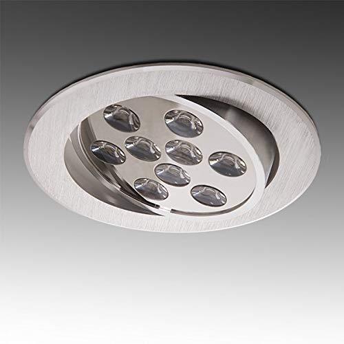 Greenice | Foco Downlight LED Ecoline Circular 9W
