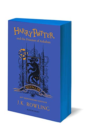 Harry Potter and the Prisoner of Azkaban – Ravenclaw Edition: J.K. Rowling (Ravenclaw Edition - Blue): 3