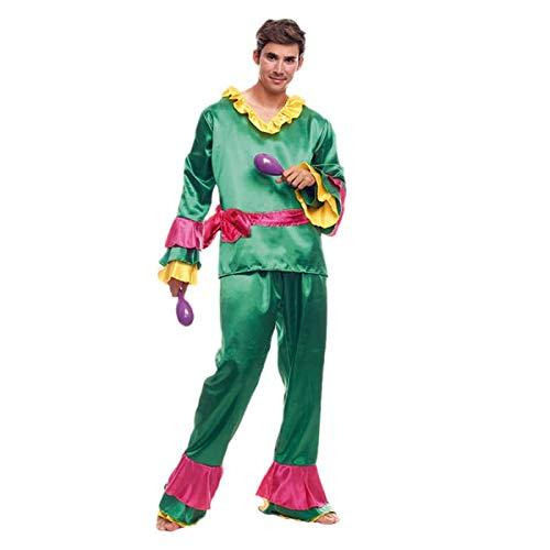 Disfraz Brasileo Hombre (Talla M) (+ Tallas) Carnaval Mundo