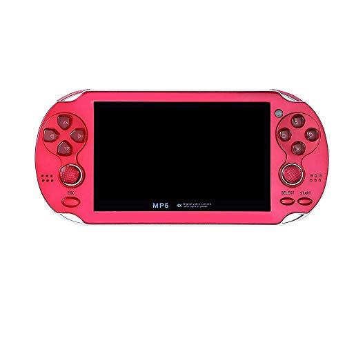Takyojin SUP-Spielekonsole Dual-Rocker-Spielekonsole, Handheld-Retro-Spielekonsole 8...