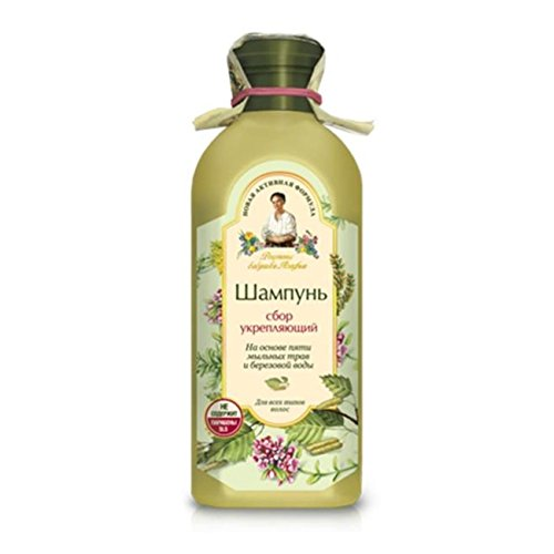 Grandma Agafia's Recipies Shampooing renforçant naturel 350 ml